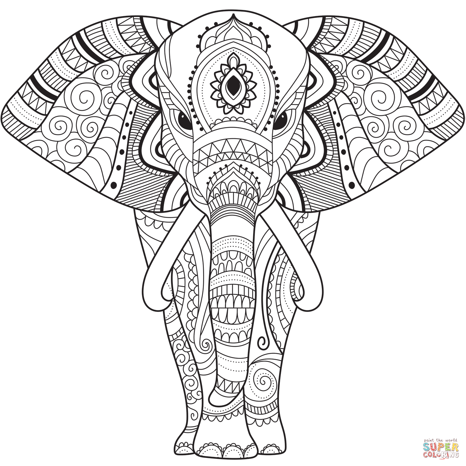 coloring book ~ Easy Coloring Pages For Seniors Printable Hairs Of ... | 1500x1500
